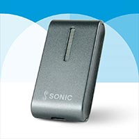 sonic soundclip hearing piece