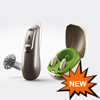 phonak Audéo™ Marvel Rechargeable hearing piece
