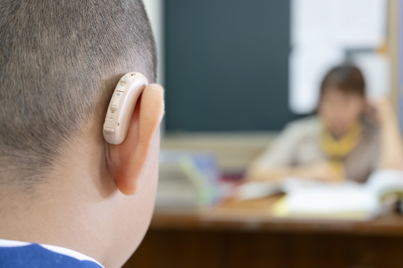 hearing aid for chilren